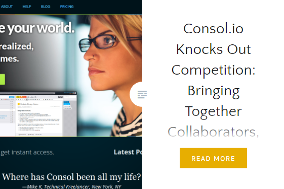 Consol.io Knocks Out Competition: Bringing Together Collaborators, Thinkers & Doers